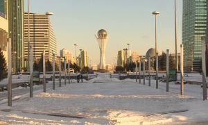 Астанада «Жыл Патриоты» құрмет белгісі табысталды