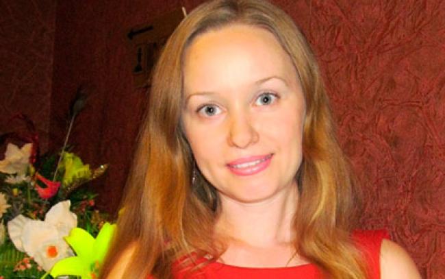 Наталья Строкова