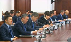 Принят Общенациональный план реализации послания Главы государства