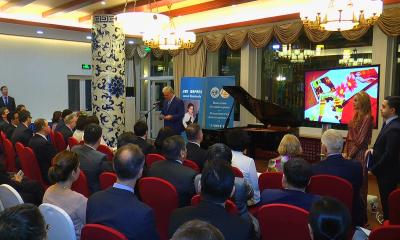 Композитор и пианист Рахат-Би Абдысагин выступит в штаб-квартире ШОС
