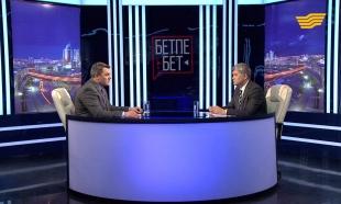 «Бетпе-бет». Вице-министр здравоохранения и социального развития РК Елжан Биртанов