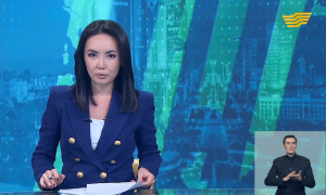 В Астане проходит пресс-конференция по итогам визита Н.Назарбаева в США