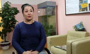 «Қайсар жандар». Сәуле Айдарханова
