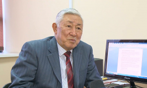Тлеукабыл Мынжасар - мэтр казахстанской тележурналистики
