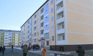 Өңір өмірі: Атырау қаласында 45 отбасы баспаналы болды