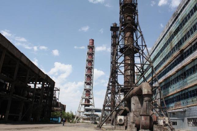 В Жамбылской области создали индустриальный парк
