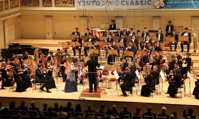 Со сцены берлинского Концертхауса прозвучали произведения казахстанских композиторов