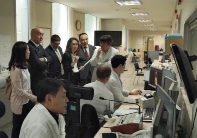 Врачи Южной Кореи готовы делиться с Казахстаном опытом по управлению больницами