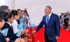 Н.Назарбаев торжественно открыл Казахскую национальную академию хореографии в Астане