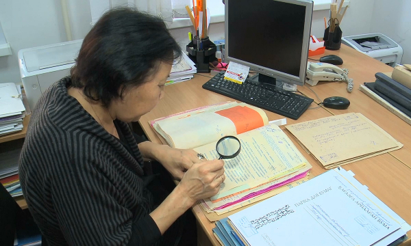 Особо ценные документы на латинской графике представят в Павлодаре