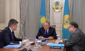 Елбасы ҚР Денсаулық сақтау министрі Елжан Біртановты қабылдады