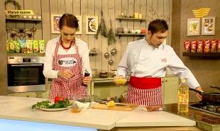 «Магия кухни». Гость: шеф-повар Кирилл Суров