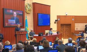 Мажилис РК одобрил проект поправок по вопросам информации в первом чтении
