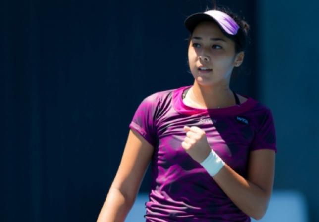 Зарина Дияс Манчестердегі ITF турнирінің финалына шықты