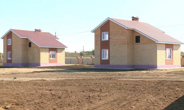 Жители Костанайской области получили коттеджи по программе «Нұрлы жер»