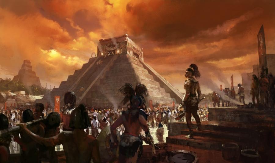 Археологи описали причины упадка цивилизации майя
