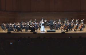 Астанада мемлекеттік оркестр ұжымы классикалық музыка кешін ұсынды