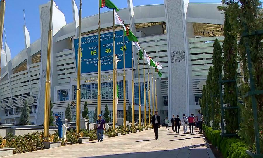 Казахстан занимает четвертое место в медальном зачете на V Азиатских играх