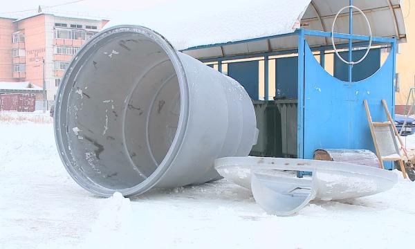 Подземные мусорные контейнеры устанавливают в Талдыкоргане