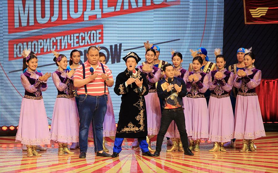 «Молодежное юмористическое show»