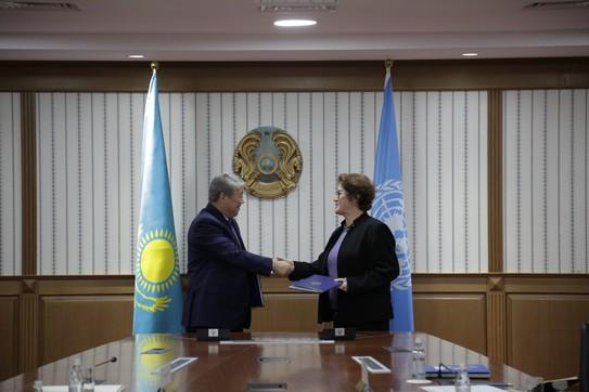 ООН поддерживает инициативу Президента РК по созданию центра зеленых технологий на базе ЭКСПО-2017