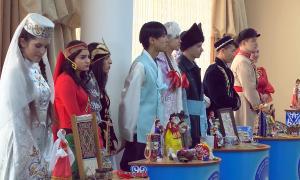 Яркий праздник культур провели в Акмолинской области