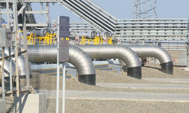 Пропускная мощность системы КТК достигла 67 млн тонн