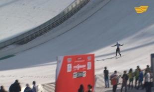 Дневник «Сәлем, Универсиада!». Прыжки на лыжах с трамплина и лыжное двоеборье
