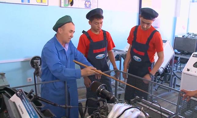 Алматы облысында жаңа мамандықтар бойынша оқыту басталды