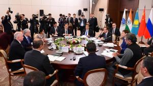 Б.Сагинтаев принял участие в заседании Совета глав правительств государств-членов ШОС