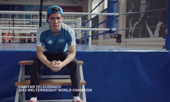 Американцы сняли фильм про казахстанских боксеров