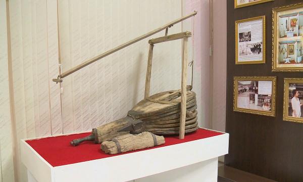 Открылась выставка: от сарматов до наших дней