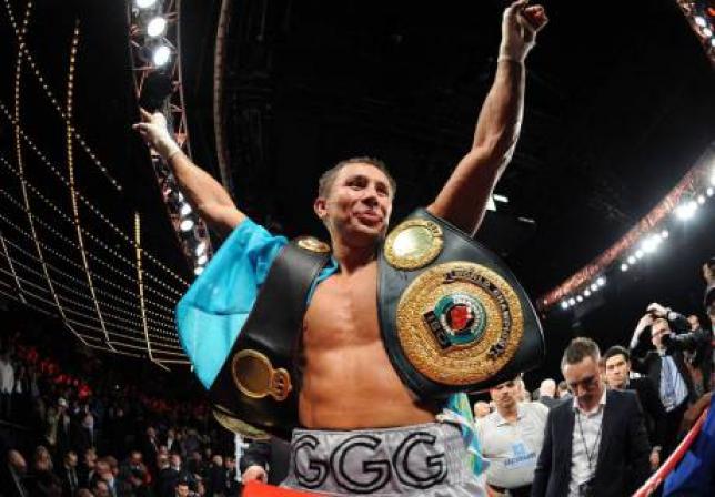 Головкин WBC кеңесінің Мексикадағы елшісі болды