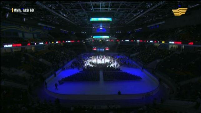 ММА бойынша халықаралық турнир. «ACB 69»