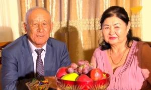 «Мерейлі отбасы». Семья Кулсариевых. Мангистауская область.