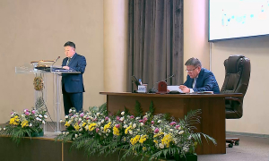 Жамбыл облысында ауыл және қала әкімдерінің қатысуымен семинар-кеңес өтті