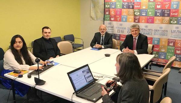 В ООН высоко оценивают работу Казахстана на посту председателя Совета Безопасности