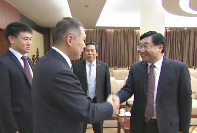 Қытайда Еуразиялық экономикалық форум өтіп жатыр