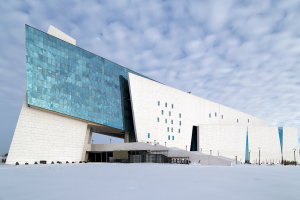 Астанада «Сақтар қазынасы» арнайы қоймасы ашылды