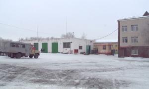 Щучинск қаласындағы бірнеше тұрғын үйге жылу қайта берілді