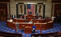 АҚШ уақытша бюджет туралы құжат қабылдады