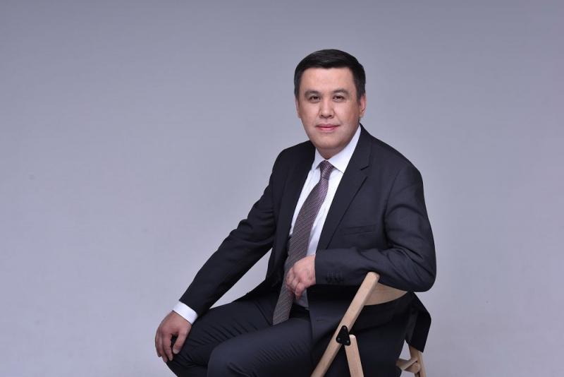 Алан Ажибаев, Хабар Агенттігінің Төрағасы
