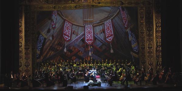 «20 фактов об Астане». Опера