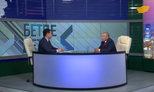 «Бетпе-бет». ҚР Еңбек сіңірген қайраткері Жанғали Жүзбай