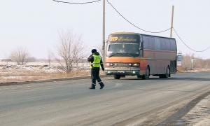 230 нарушений ПДД допустили за 3 дня водители автобусов в Уральске