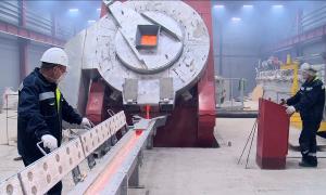 В Павлодарской области начал работу завод по глубокой переработке алюминия