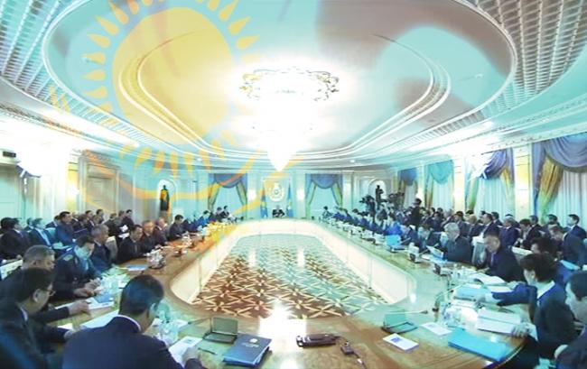 Расширенное заседание Правительства с участием Президента Казахстана