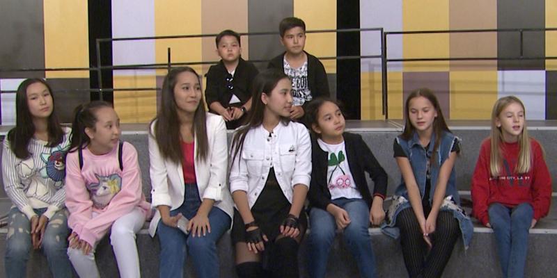 «Junior Еurovision 2018» үміткерлері «Хабар» Агенттігінің Алматыдағы қарашаңырағында қонақта болды