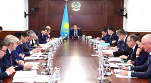 В Правительстве обсудили вопросы конкурентоспособности Казахстана