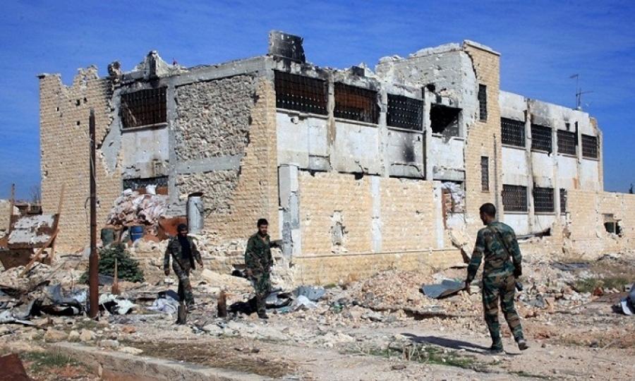 Исламские террористы изгруппировки отрезали правительственную армию Сирии от уникального пути снабжения